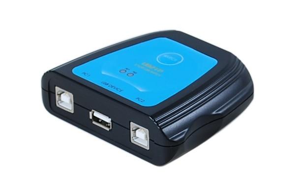 Switch USB 2.0 pour 1 Imprimante – 2 ordinateurs PC/MAC