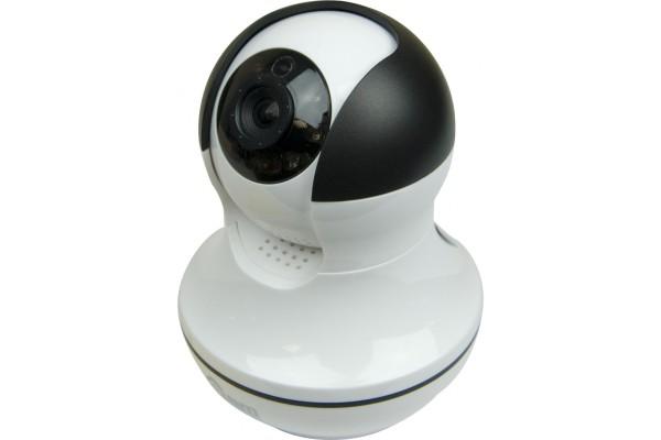 Caméra dôme IP motorisée intérieure WiFi  H264 2MEGAPIXELS