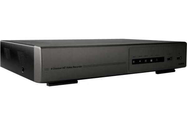 NVR Dexlan 4 cameras IP avec switch POE