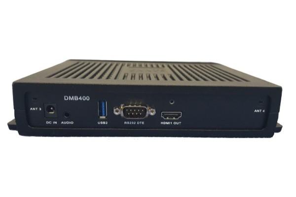 INNES DMB400 player digital media – SSD128Go (sans appli)