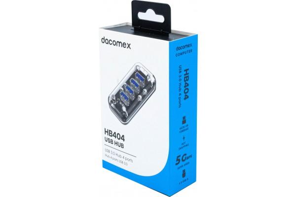 Dacomex HUB USB et docking station 021317