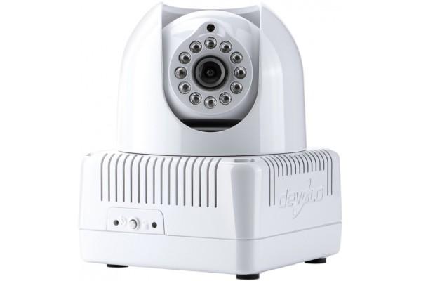 Devolo dLAN LiveCam caméra de surveillance IP CPL motorisée