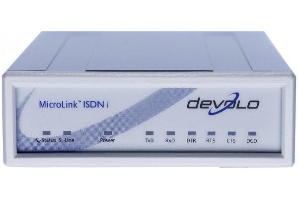 Devolo MicroLink ISDN Modem Numéris RS-232 DB9