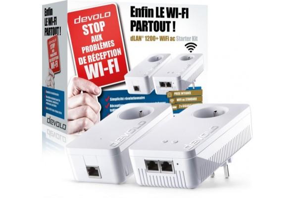 Devolo dLAN 1200+ WiFi ac – starter kit