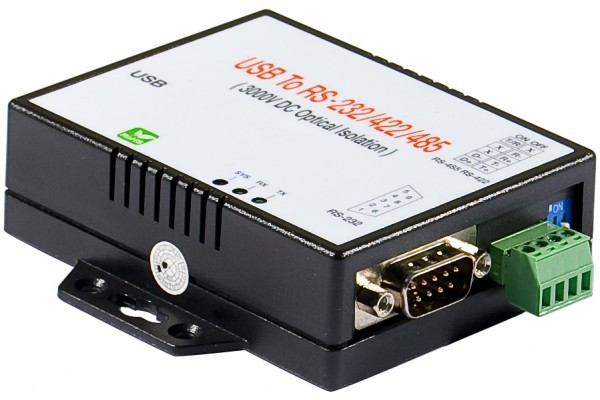 Convertisseur Pro USB – RS232/485/422 isolation 3000V