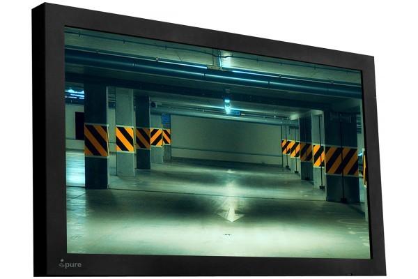 Ecran LCD 55″ Ipure Video surveillance CVE55 BNC VGA DVI