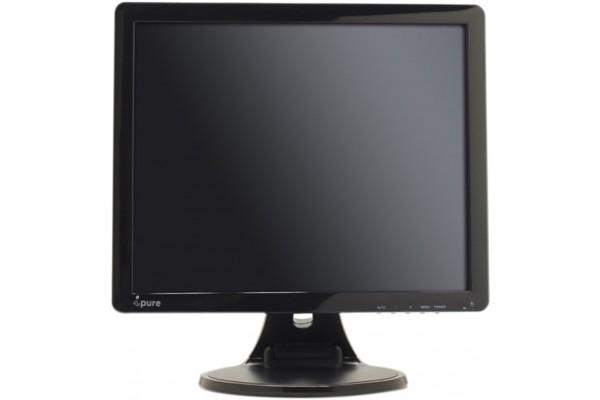 Ecran videosurveillance ipure dalle verre HDMI GV17