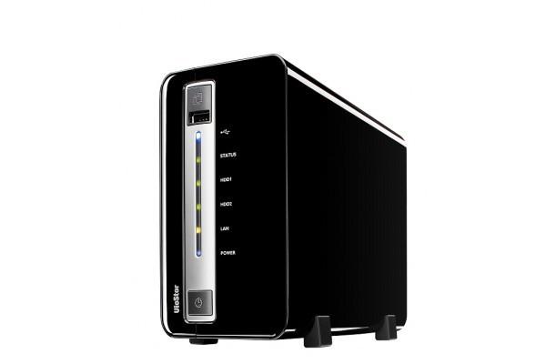 NVR QNAP VS-2108L enregistreur pour – 8 CAMERAS IP