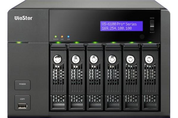 NVR QNAP VS-6112+ PRO enregistreur pour – 12 CAMERAS IP