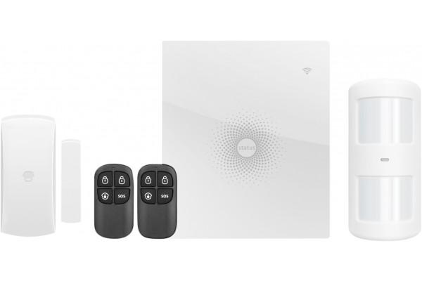 Kit alarme sur box wifi