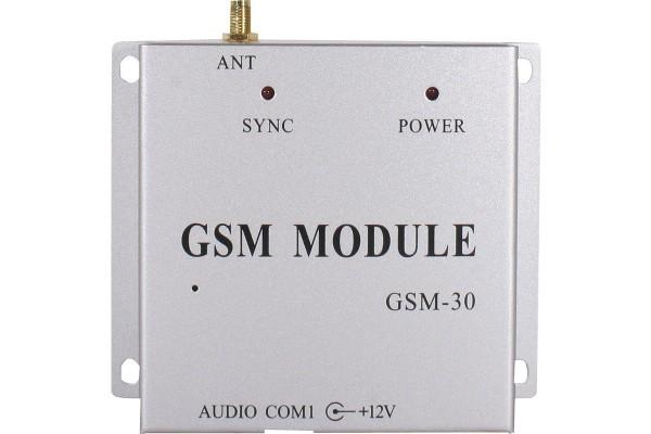 Alarme domotique sans fil – Adaptateur GSM