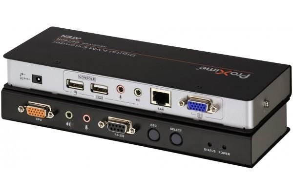 Aten CE790 extendeur KVM VGA/USB sur IP – Kit de base