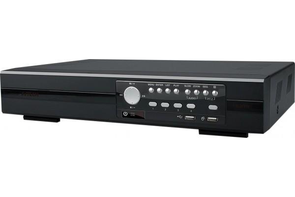 Enregistreur 4 caméras TVI/AHD/960H et ip