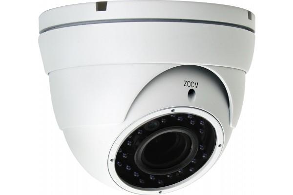 Camera dome varif ext j/n hd-tvi 1080p