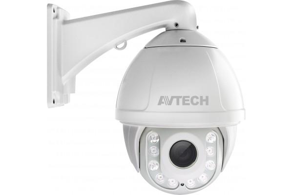 Caméra dôme motorisée IP66 HD-TVI, AHD, IP zoom 20X 1080p