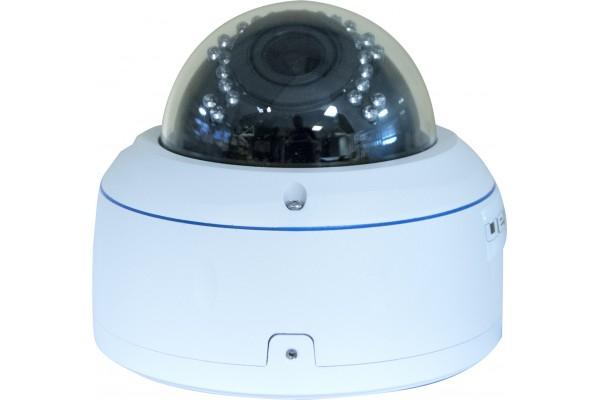 Camera dôme antivandales tvi/ahd/cvi/cvbs 1080P/960H – j/n