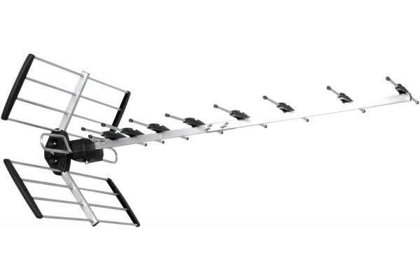 Antenne-rateau tnt avec filtre 4G-LTE 15dB