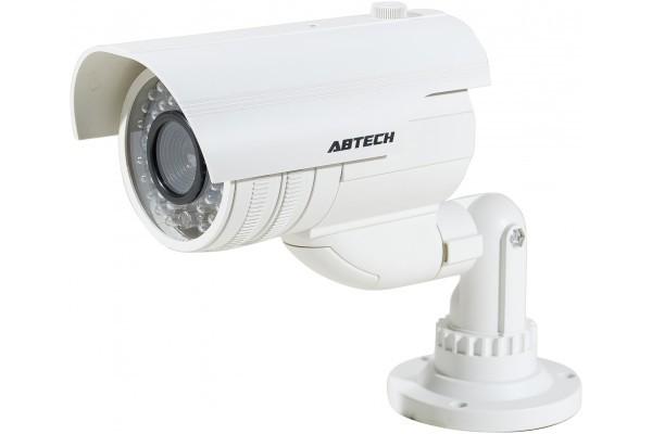 Camera tube factice d'exterieur