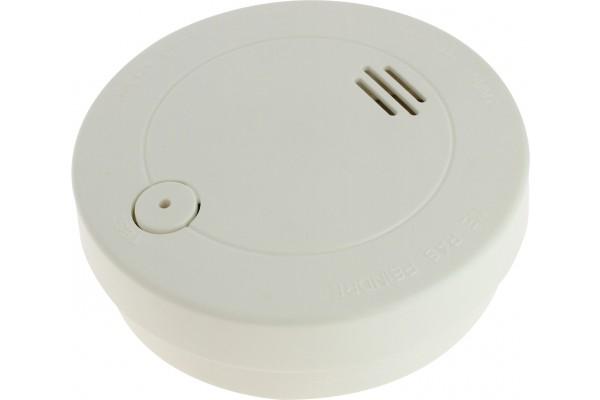 Détecteur avertisseur autonome de fumée CE (NF EN 14604)