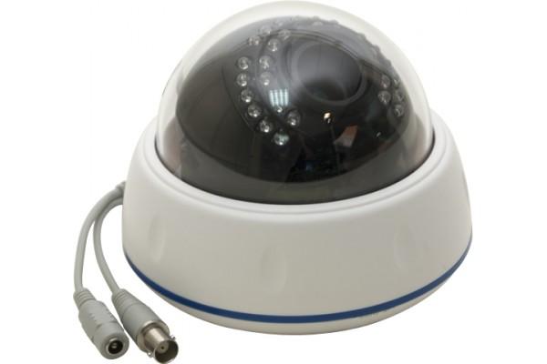Camera dome analogique int varif j/n 700TVL