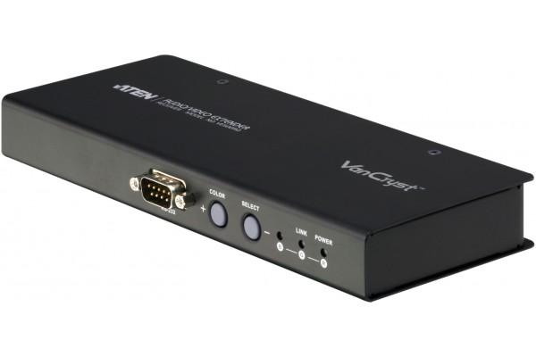 Aten VE500RQ boitier remote vga RJ45 300M pour matrice vga