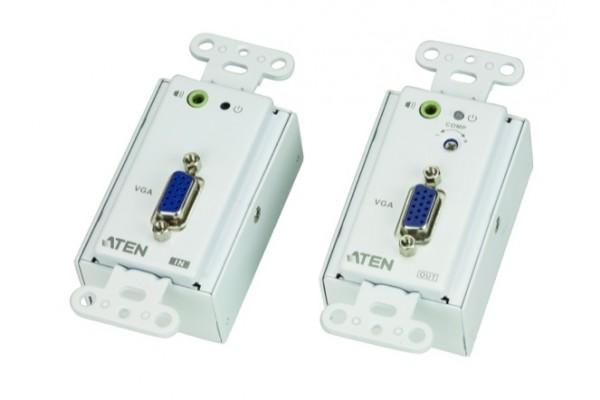 Aten VE156 extendeur vga sur cat. 5 150 m + audio