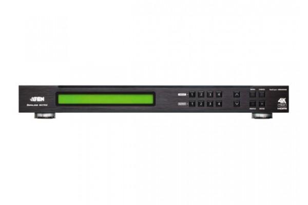 Aten VM6404H matrice-scaler et mur d'images HDMI UltraHD 4X4