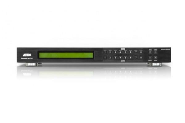 Aten VM5808D matrice-scaler dvi 8 x 8 ports audio / video