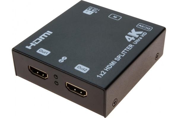 Duplicateur HDMI 2.0 2 ports