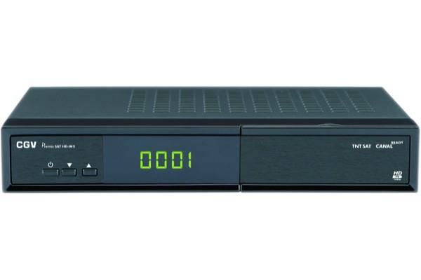 Tuner sat TNT HD TNTSAT  (hdmi avec e/s usb multimedia )