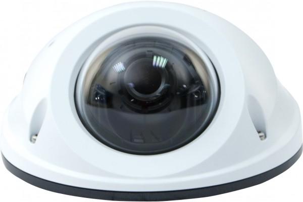 Caméra dôme IP extérieure antivandales 3 Megapixels Brickcom