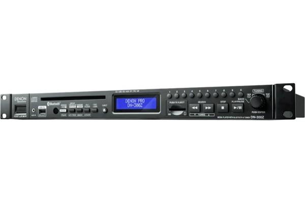 DENON PRO DN 300Z Lecteur audio multi-sources