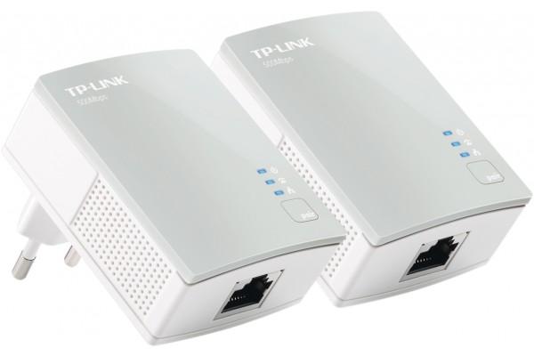 Tp-link TL-PA4010KIT nano CPL 500MBPS 10/100 – Pack de  2