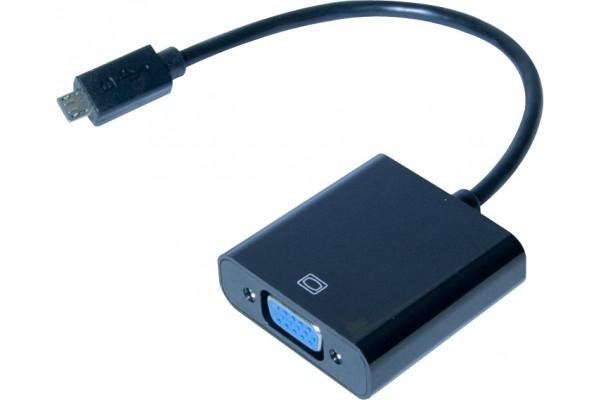 VGA CONVERTIDORMICRO HDMI A