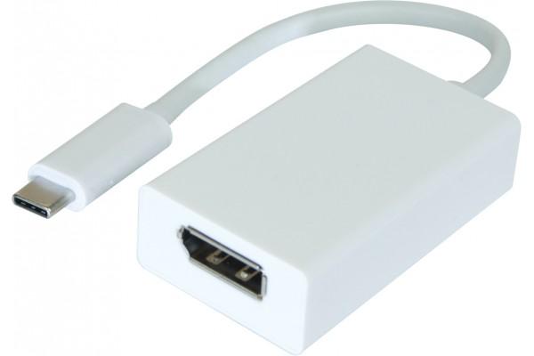 ADAPTADOR USB 3.1 TIPO-C A DIS