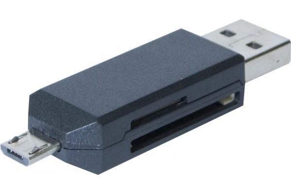 LECTOR TARJETAS USB