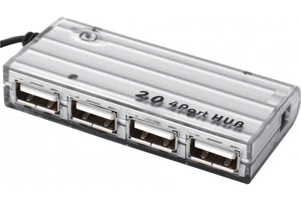 Dacomex Hub USB 2.0 HighSpeed – Mini 4 ports