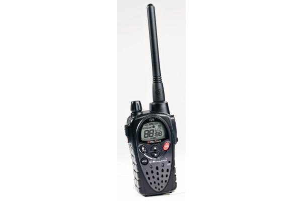 Midland talkie-walkie G9+ unitaire – noir