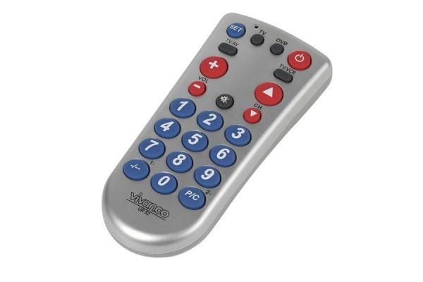 Vivanco UR Z2 Télécommande Universelle 2 en 1