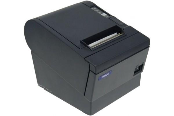 Imprimante TM-T88V série noire USB + PS-180 + câble AC