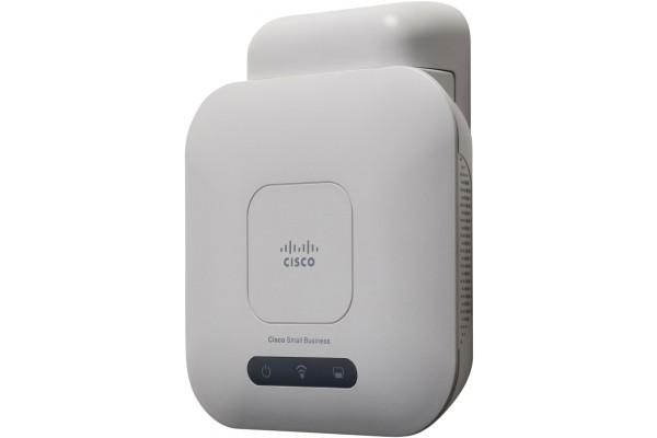 Cisco WAP121 point d'acces wifi 11n 300Mbps PoE 4 SSID