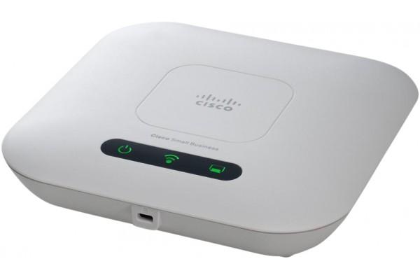 Cisco WAP321 point d'acces 11n 300Mbps 2,4/5GHz PoE 4 SSID