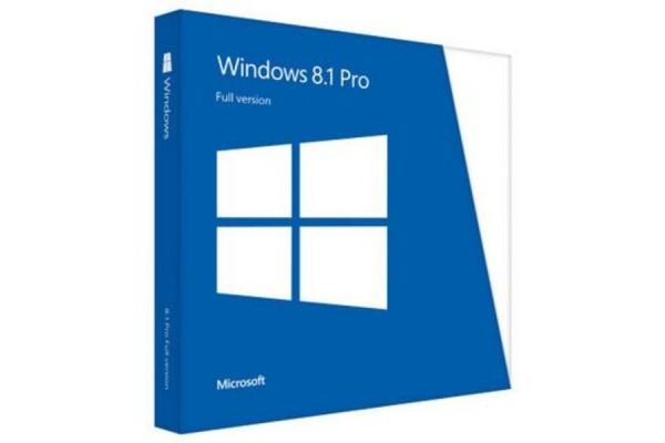 MICROSOFT Windows 8.1 Pro 32/64 bit en OEM