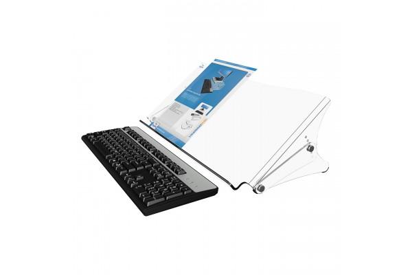 DATAFLEX Ergodoc + porte copie A3 – Hauteur réglable 49400