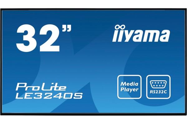 Afficheur PRO 12/7 IIYAMA 32″ Full HD LE3240S