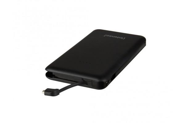 INTENSO PowerBank Slim S10000 Micro USB / USB -10000mAh Noir
