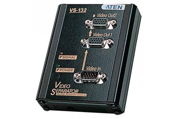 Aten VS132 distributeur video X2 ecrans 350 mhz