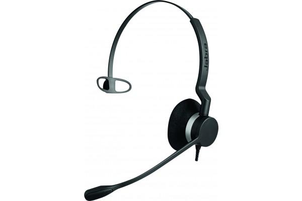 Jabra biz 2300 mono antibruit micro flex – 1 écouteur