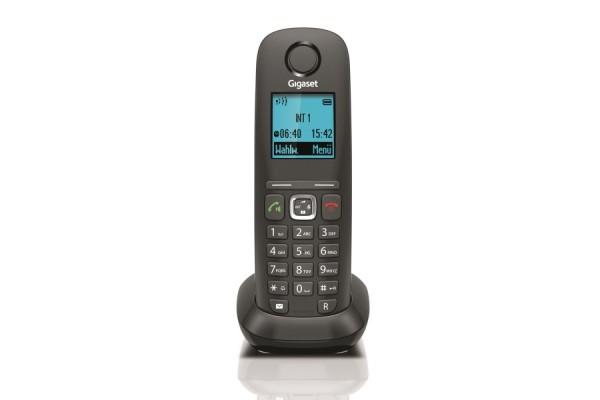 Gigaset A540H téléphone DECT noir - combiné supp