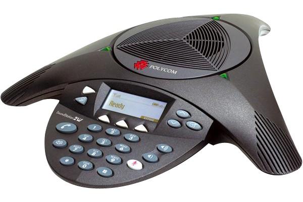 Polycom SoundStation 2 EX tele-conferencier extensible